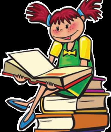 slika dete i knjiga providna